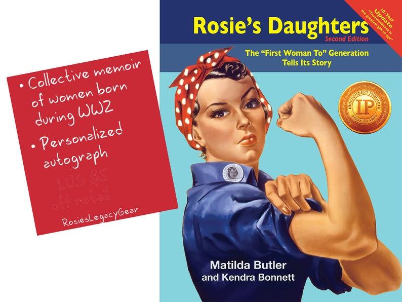 Rosie the Riveter's Daughters Memoir. Rosie's image 0
