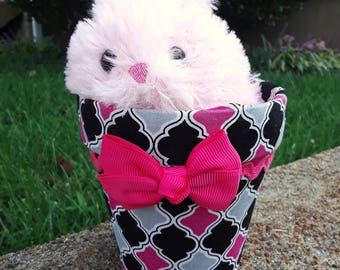 Bunny in flower pot etsy popular items for bunny in flower pot negle Images