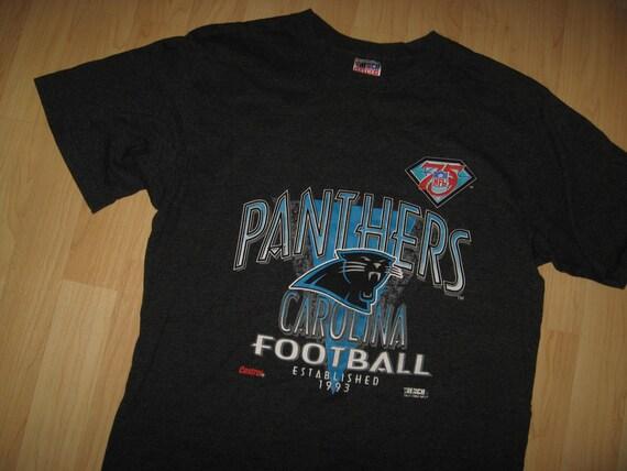 Carolina Panthers Tee Vintage 1994 NFL Football Team USA  5b0343dad