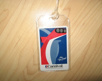 Carnival Cruise Line Etsy