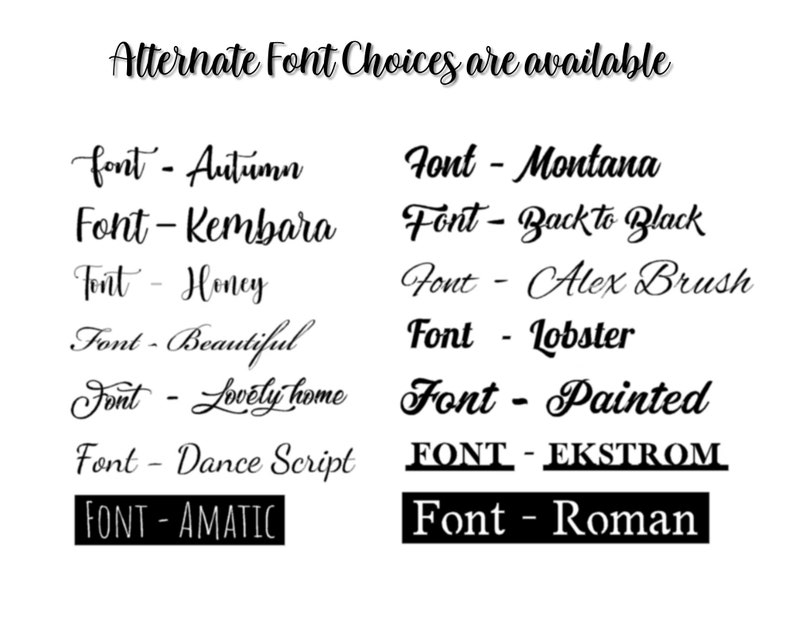 Custom Word Art Metal Wall Art |Word Art Farmhouse Decor Custom Script Metal Word Sign Single Line Personalized Metal Name Sign