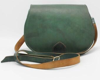 a16e93662f Leather Saddle Bag