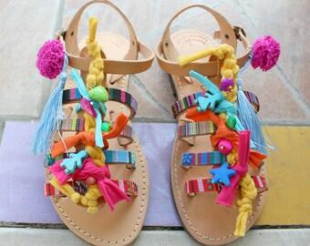 014c11534 Wholesale boho sandals gypsy sandals, bulk purchase