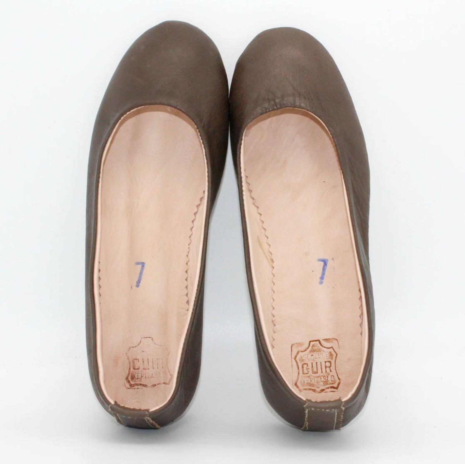 leather black ballerinas , ballet flats , greek shoes ,leather shoes i leather ballet flats, womens flats ballerines femme, chau