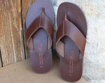 SALE! 40 Mens Leather sandals -greek sandals