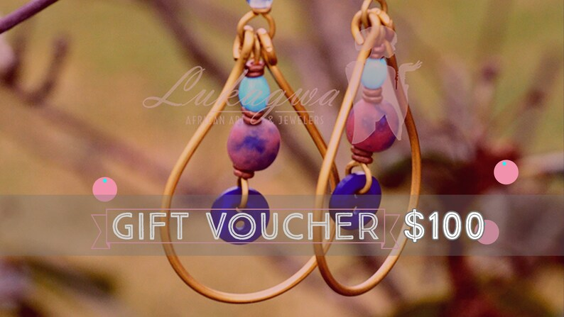 Electronic Gift voucher for ValentinesGift voucher for image 0