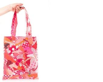 Handmade gifts, Unique gift, Boho bag, Hippie handbag, Handmade tote bag, Multi color bag, Textile handbag, Crazy patchwork, Gypsy bag