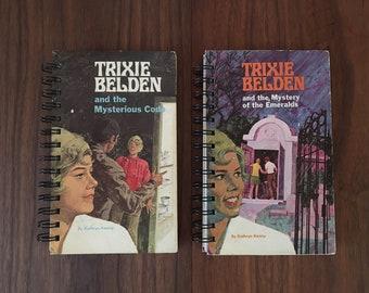 Trixie Beldon Upcycled Journal