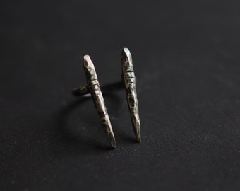 Dual Silver Ring
