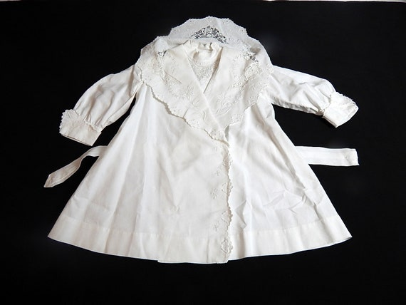 Vintage English Edwardian Coat for Toddler/Young C
