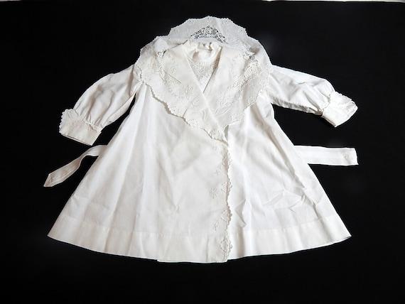 Vintage English Edwardian Coat for Toddler/Young C