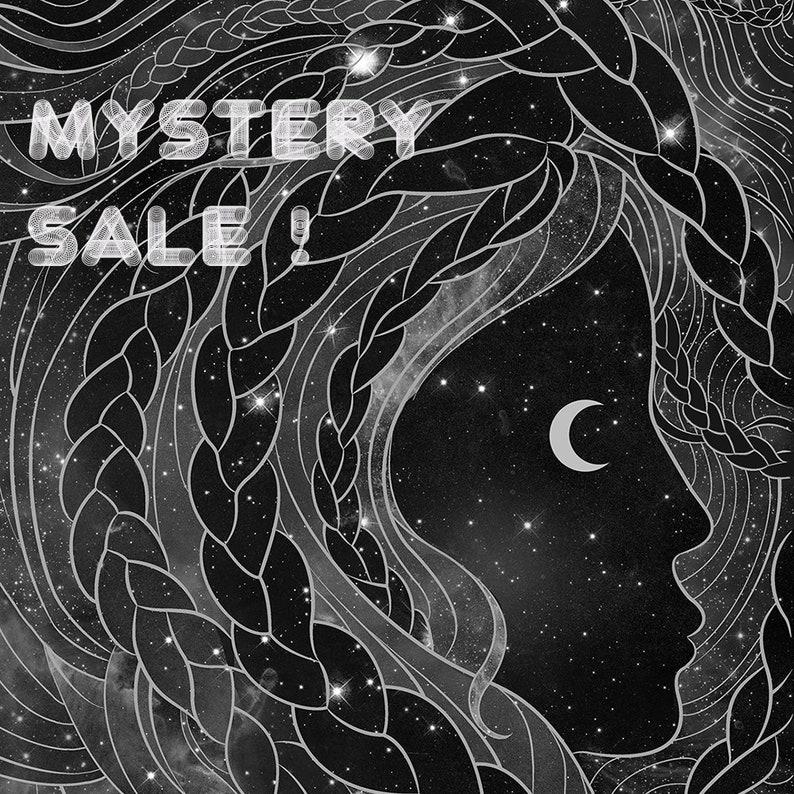 Mystery Art Sale Fall Studio Sale Cheap Art Inexpensive image 0