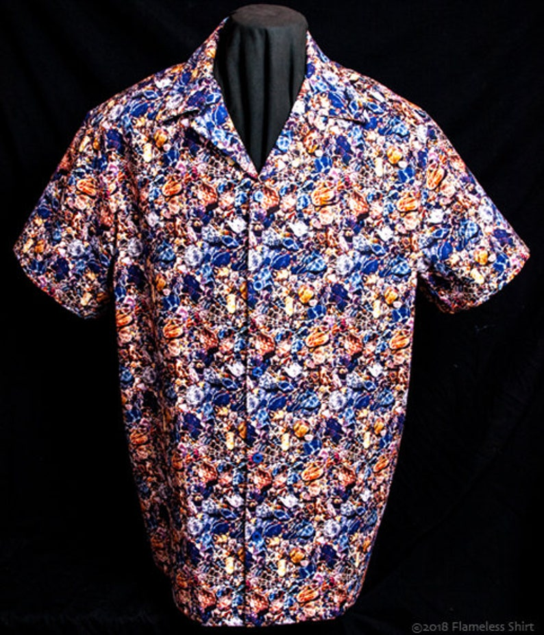 Stone Free limited-edition ultra-high quality men's shirt image 0