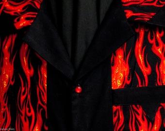 Legend Fire limited-edition ultra-high quality men's shirt