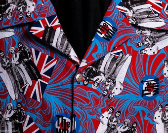 NEW! Eminence Front (The Who) extremely-high quality ultra-limited-edition men's shirt