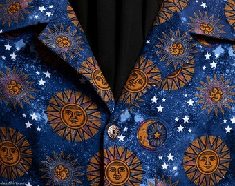 NEW! Solar Flair Returns extremely limited-edition ultra-high quality men's shirt