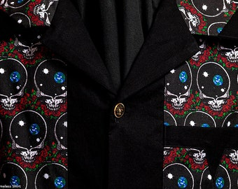 NEW! Legend of the Grateful Dead extremely-high quality ultra-limited-edition men's shirt, black