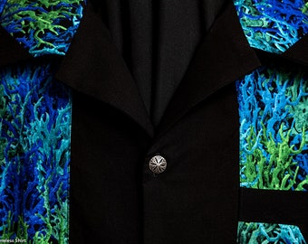 NEW! Legend Coral Borealis ultra-limited-edition ultra-high quality men's shirt