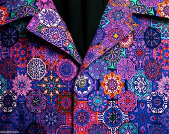 NEW! Kaleidoscope extremely limited-edition ultra-high quality men's shirt