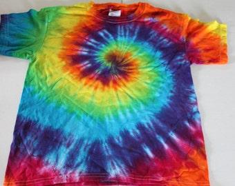 db2ed1e999b Tie Dye Kids Classic Tee Shirt
