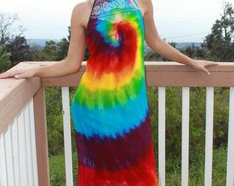 Tie Dye Kandy Kiss Dress | Size Small