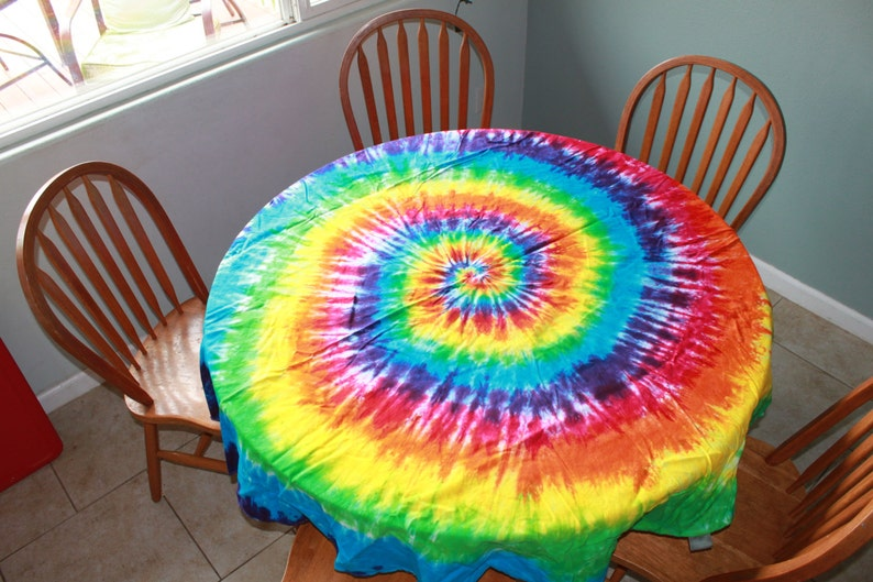 Etsy & Tie Dye Round And Rectangular Tablecloths | Sizes from 60"|794|529|?|False|19c11d95cb6a218882a1f88f9964c3e1|False|UNLIKELY|0.35655197501182556