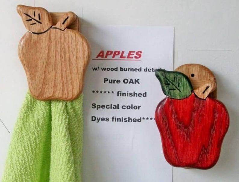 CACTUS Southwest Decor  Magic towel holder Bath kitchen RV Oak Amish type hooks