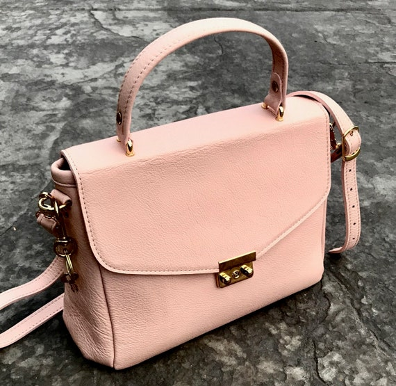 43f1e35cc7 ... Top Handle Structured Bag