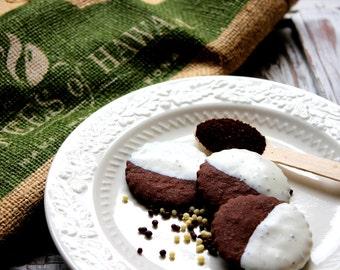 Hawaiian Kona Coffee Butter Cookies (12 Count)