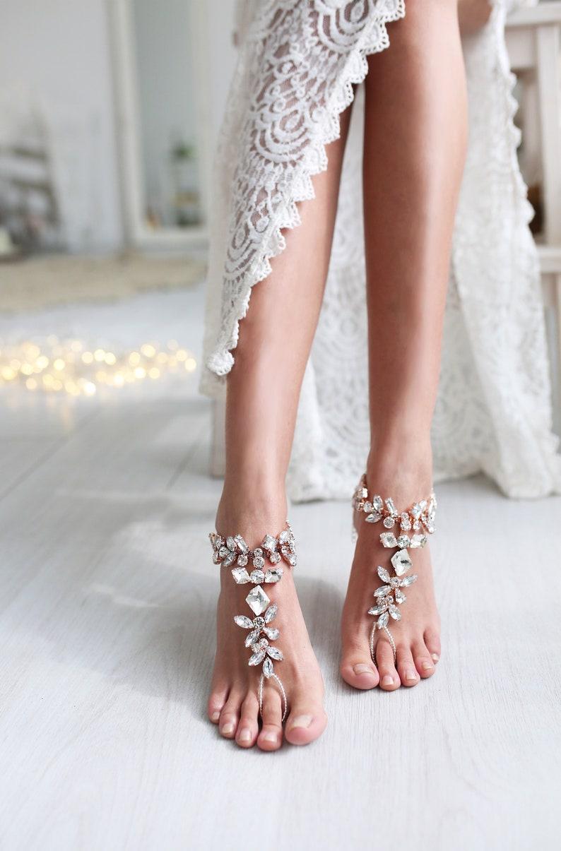 dad581cee7adb4 Barefoot Sandals Wedding