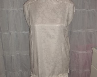 Vintage Plus Size Mannequin Dress Form Foam Rubber w/ Stand & Cover JUST REDUCED