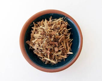 Cats Claw Bark - Cut and Sifted, Una de Gato, Herb, Shamanic Herb, Plant Medicine, Herbal Remedy, Lucid Dreaming,