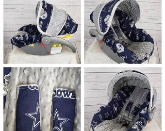 Dallas cowboys car seat cover  48bee07a5