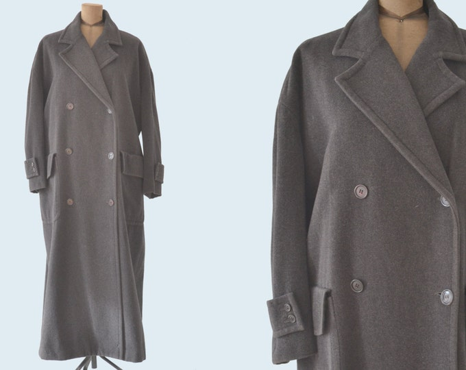 1980s Oversized Dolce and Gabbana Jacket size L