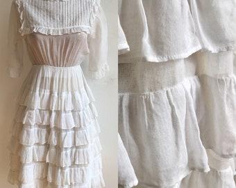 Edwardian Dress, Great Condition, Size XS