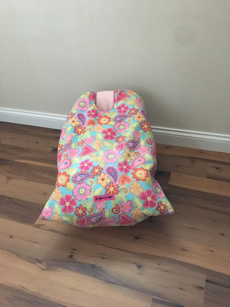 Infant Car Seat Blanket Paisley Snug L Bee infant carrier image 0