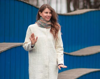 Special listing for Katarina, White Coat