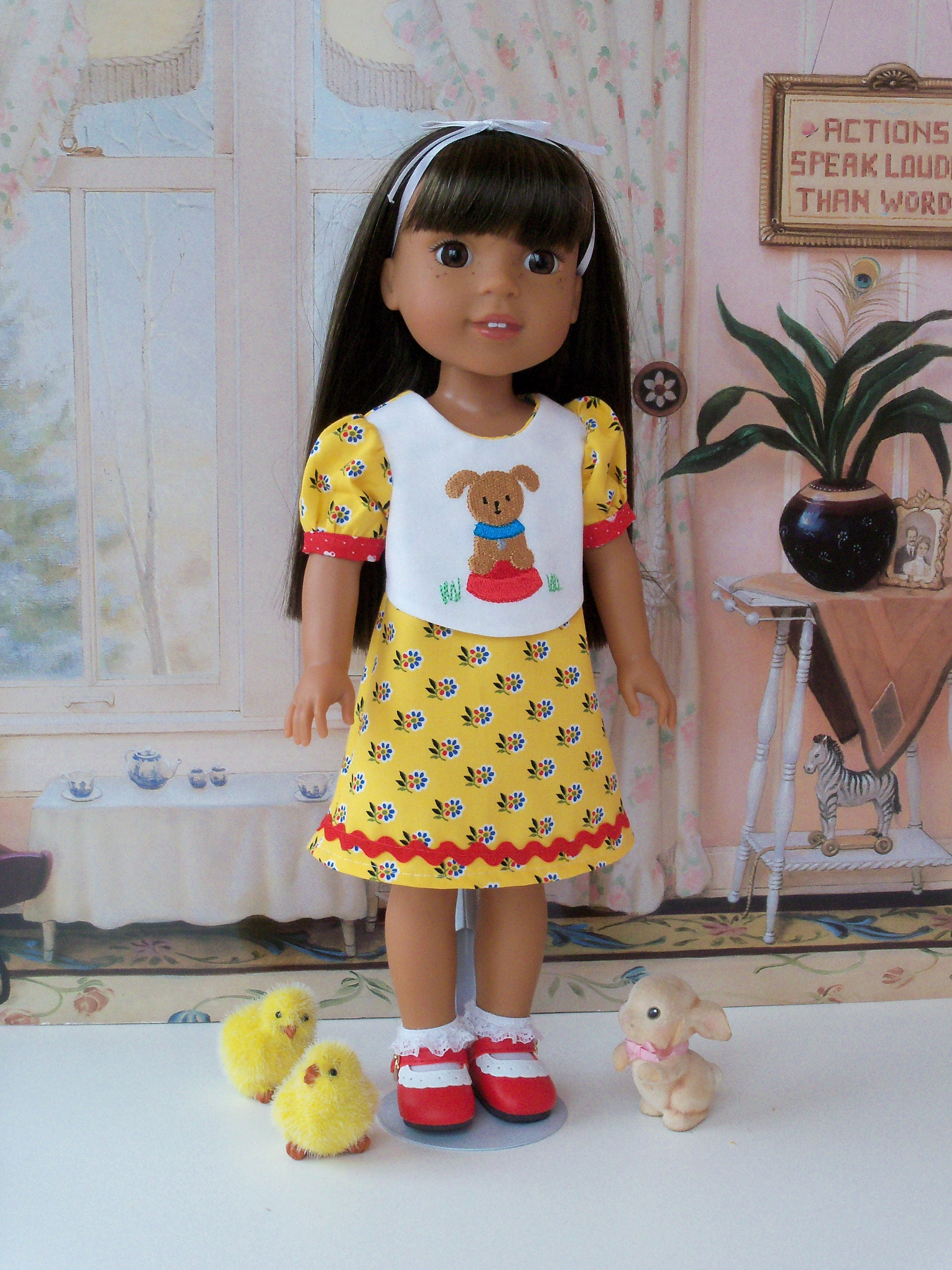 3f19052bb523b CLEARANCE SALE! / Fits Like Wellie Wisher Doll Clothes ...