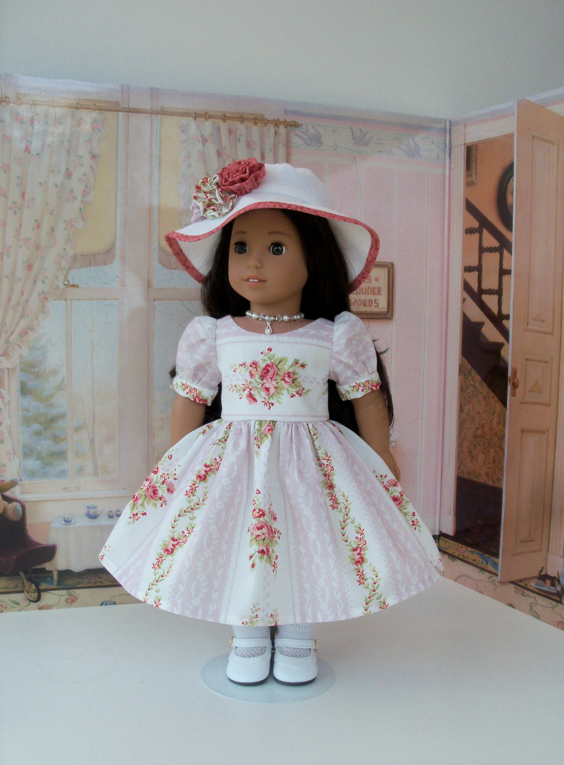 American Girl *FLOWER GIRL SET* Retired~WEDDINGS~Parties~Special Occasions~NIB