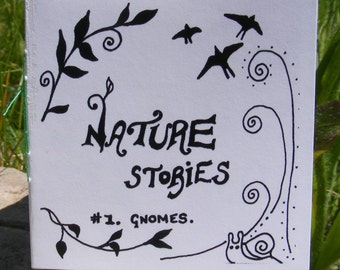 Nature Stories. Part one. Gnomes.