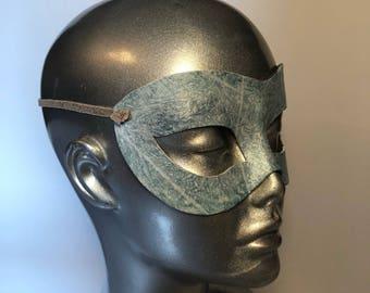 Ice Queen Masquerade Renaissance Faire Mask