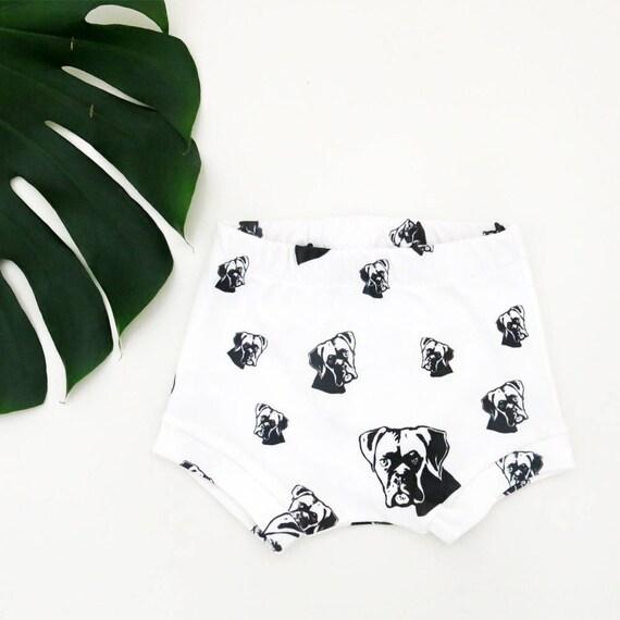 Boxer Hund Bio-Baumwolle Baby Pumphose Baby-Windel-Abdeckung | Etsy