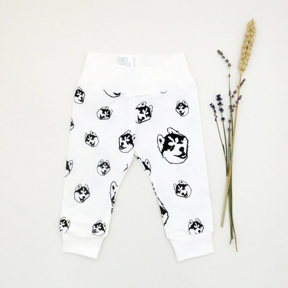 Baby harem pants  Unisex baby clothes  Baby shower gift  Organic baby clothes  baby leggings  Bringing baby home outfit  Winter baby
