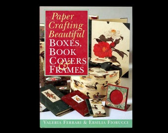 Paper Crafting / Crafts and Hobbies / How To Books / DIY Gifts / Book Covers / Covered Frames / Boxes / Home Decor / Gift Ideas / Journaling