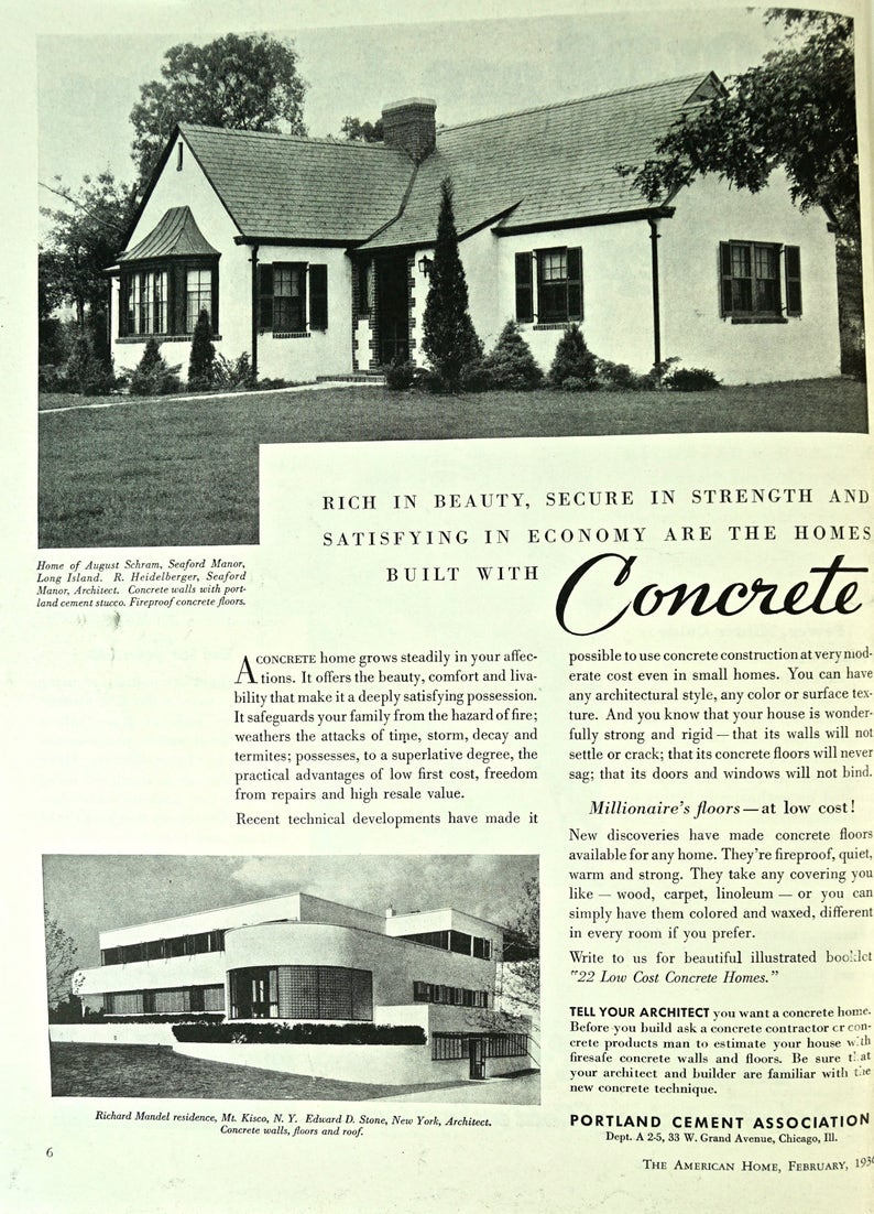 American Home - Home Magazine - Log Cabins - Cooking - Clocks -  Advertisements - Home Decor - Backyard Design - Interior Design - Americana