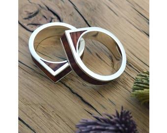 Native Edge 6mm - wood rings UK