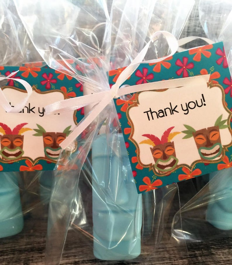 Tiki Beach Soap Favors: Baby Sprinkle Favors Baby Shower Favors Beach Favors Birthday favors Wedding Favors Destination Wedding Favors