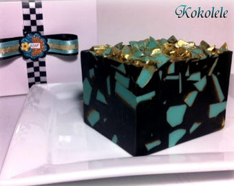 Turquoise Loaf Soap - 24 oz.