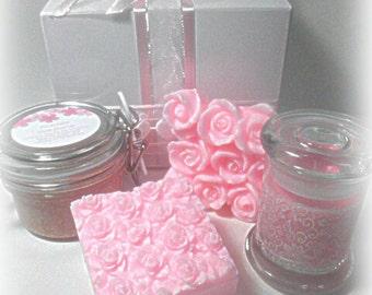 "Soap Gift Set ""Roses"""