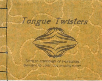Almost 70 Tongue Twisters classic modern and orginal